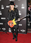 Orianthi at The Hard Rock Cafe Hollywood's grand opening party in Hollywood, California on October 21,2010                                                                               © 2010 Hollywood Press Agency