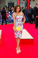 Jessica Wright arriving for the World Premiere of 'The Amazing Spider-Man 2' at Odeon Leicester Square, London. 10/04/2014 Picture by: Dave Norton / Featureflash