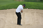 Gary Boyd (ENG) plays out of a fairway bunker on the 9th hole during Day 1 of the BMW International Open at Golf Club Munchen Eichenried, Germany, 23rd June 2011 (Photo Eoin Clarke/www.golffile.ie)