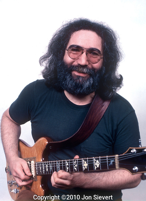 Jerry Garcia, Aug 1978