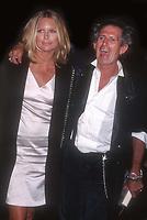Patti Hansen Keith Richards 1996<br /> Photo By John Barrett/PHOTOlink