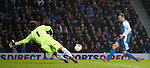 Thomas Buffel scores for Rangers