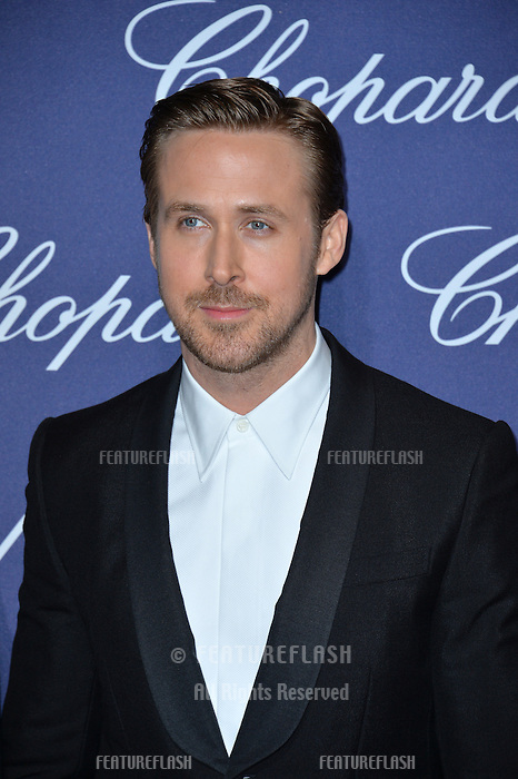 Actor Ryan Gosling at the 2017 Palm Springs Film Festival Awards Gala. January 2, 2017<br /> Picture: Paul Smith/Featureflash/SilverHub 0208 004 5359/ 07711 972644 Editors@silverhubmedia.com