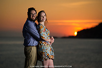 Jeff Crawford and Kelsey Baum Engagement photos Glen Alps and Beluga Point August 17, 2020