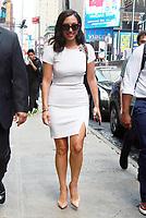 NEW YORK, NY - SEPTEMBER 5: Cheryl Burke at ABC's Good Morning America in New York City on September 5, 2017. Credit: RW/MediaPunch