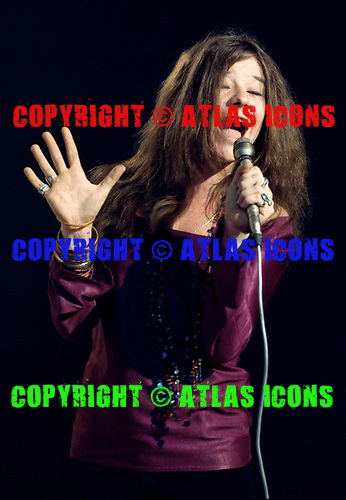 "Janis Joplin, ""Concert for One"", San Francisco 1968<br /> Photo Credit: Baron Wolman\AtlasIcons.com"