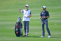 Clement Sordet (FRA) in action during the third round of the Volvo China Open played at Topwin Golf and Country Club, Huairou, Beijing, China 26-29 April 2018.<br /> 28/04/2018.<br /> Picture: Golffile | Phil Inglis<br /> <br /> <br /> All photo usage must carry mandatory copyright credit (&copy; Golffile | Phil Inglis)