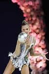Aleksandra Soldatova (RUS), OCTOBER 4, 2015 - Rhythmic Gymnastics : AEON CUP 2015 World wide R.G. Club Championships at Tokyo Metropolitan Gymnasium, Tokyo, Japan. (photo by Naoto Akasaka/AFLO)
