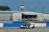 IMSA WeatherTech SportsCar Championship<br /> Sebring February Test<br /> Sebring, Florida, USA<br /> Thursday 22 February 2018<br /> #7 Acura Team Penske Acura DPi, P: Helio Castroneves, Ricky Taylor, Graham Rahal<br /> World Copyright: Richard Dole<br /> LAT Images