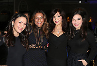 LOS ANGELES, CA - NOVEMBER 8: Lisa Vidal, Maria Canals-Barrera, Isabella Gomez, at the Eva Longoria Foundation Dinner Gala honoring Zoe Saldana and Gina Rodriguez at The Four Seasons Beverly Hills in Los Angeles, California on November 8, 2018. Credit: Faye Sadou/MediaPunch
