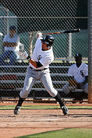 Nicholas Ciolli - Chicago White Sox 2009 Instructional League. .Photo by:  Bill Mitchell/Four Seam Images..
