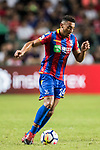 Crystal Palace forward Keshi Anderson in action during the Premier League Asia Trophy match between Liverpool FC and Crystal Palace FC at Hong Kong Stadium on 19 July 2017, in Hong Kong, China. Photo by Yu Chun Christopher Wong / Power Sport Images