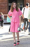NEW YORK, NY - AUGUST 12: Emma Nelson At Build Series in New York City on August 12, 2019. <br /> CAP/MPI/RW<br /> ©RW/MPI/Capital Pictures