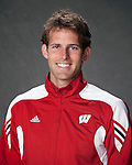 2010-11 UW Swimming and Diving Team - Chris Kuecker. (Photo by David Stluka)