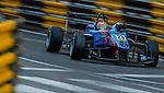 Wing Chung Chang races the Formula 3 Macau Grand Prix during the 61st Macau Grand Prix on November 15, 2014 at Macau street circuit in Macau, China. Photo by Aitor Alcalde / Power Sport Images