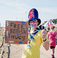 Cultural Festival Day. Photo: Johanna Mårtensson/Scouterna