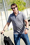 Spain's coach Julen Lopetegui arrives to the national football team stage to train the qualifying matches for the 2018 World Cup in Russia. June 3,2017.(ALTERPHOTOS/Acero)