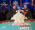 2012 WSOP Main Event Champion Greg Merson & TD Jack Effel