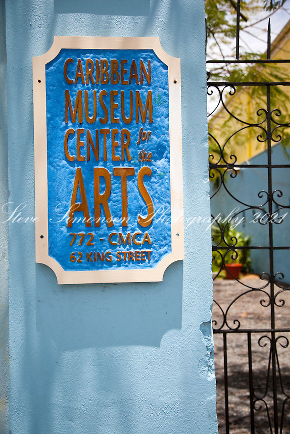 Caribbean Museum of The Arts<br /> Fredericksted, St Croix<br /> U.S. Virgin Islands
