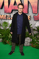 director, Jake Kasdan<br /> arriving for the &quot;Jumanji: Welcome to the Jungle&quot; premiere at the Vue West End, Leicester Square, London<br /> <br /> <br /> &copy;Ash Knotek  D3358  07/12/2017
