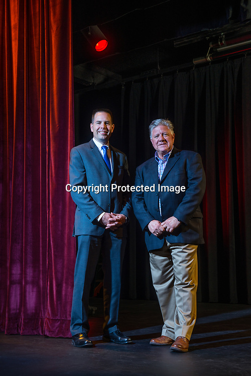 The City of Marysville has restored the historic Marysville Opera House, under the leadership of Mayor Jon Nehring and Parks Director Jim Ballew. Photo by Daniel Berman