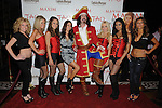 Arianny Celeste helps celebrate the 375th birthday of Captain Morgan on 5.15.10