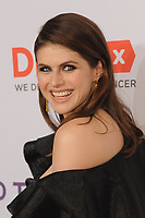 www.acepixs.com<br /> April 27, 2017  New York City<br /> <br /> Alexandra Daddario attending the 11th Annual DKMS 'Big Love' Gala at Cipriani Wall Street on April 27, 2017 in New York City.<br /> <br /> Credit: Kristin Callahan/ACE Pictures<br /> <br /> <br /> Tel: 646 769 0430<br /> Email: info@acepixs.com