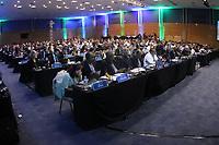 FLORIANÓPOLIS, SC, 13.09.2018 - IWC-SC - 67ª reunião anual de Membros da IWC (International Whaling Commission) em Florianópolis nesta Quinta-feira 13. (Foto: Naian Meneghetti/Brazil Photo Press)