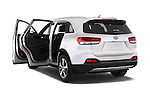 Car images of a 2015 KIA Sorento Fusion AWD 5 Door Suv Doors
