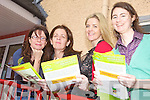 WHAT'S IN THE NEWS: Staff of the Castlemaine Family Resource Centre which has published a newsletter to keep the community informed of its activities and services, l-r: Niamh Sheridan, Liz Dean Hughes, Catherine Regan, Aileen O'Sullivan.