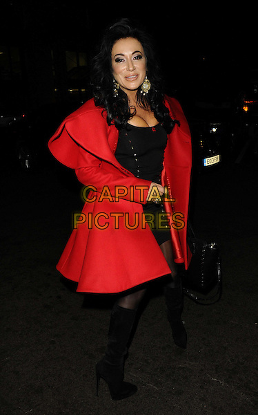 LONDON, ENGLAND - OCTOBER 30: Nancy Dell'Olio attends the Donna Air &amp; hardlyeverwornit.com party in aid of UNICEF, Dorchester Hotel, Park Lane on October 30th, 2013 in London, England, UK.<br /> CAP/CAN<br /> &copy;Can Nguyen/Capital Pictures