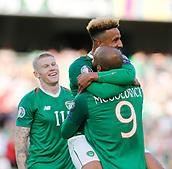 2019 European Championship Qualification Ireland v Gibraltar Jun 10th