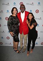 BEVERLY HILLS, CA - OCTOBER 12: Eva Longoria, Bernard Boudreaux, Guest, at the Eva Longoria Foundation Gala at The Four Seasons Beverly Hills in Beverly Hills, California on October 12, 2017. Credit: Faye Sadou/MediaPunch