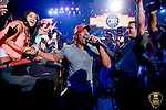 AUSTIN, TX - MAY 02:  Recording artist Darius Rucker performs in the audience during the 2015 iHeartRadio Country Festival at The Frank Erwin Center on May 2, 2015 in Austin, Texas. The 2015 iHeartRadio Country Festival will be televised as an exclusive nationwide two-hour broadcast special on NBC, May 27 from 9-11 p.m. ET.  (Photo by Christopher Polk/Getty Images for iHeartMedia) *** Local Caption *** Darius Rucker