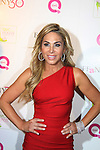 "Adrienne Maloof - Beverly Hills Housewife at QVC presents ""FFANY SHOES ON SALE"" at Frederick P. Rose Hall, Home of Jazz at Lincoln Center on October 13, 2010 in New York City, New York. (Photo By Sue Coflin/Max Photos)"