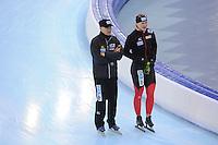 SPEEDSKATING: SOCHI: Adler Arena, 21-03-2013, Training, Jenny Wolf (GER), © Martin de Jong