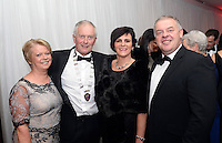 Pictured  at the IHF Ball in the Muckross Park Hotel at the weekend were Noreen and Brendan Cronin with Photo: Don MacMonagle<br /> <br /> Repro free photo