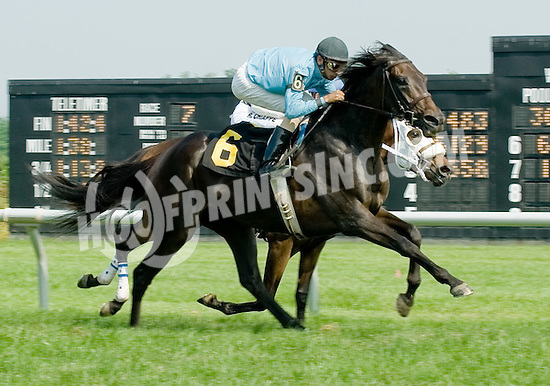 Mitigate winning at Delaware Park on 5/31/11