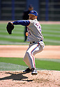 CIRCA 1997: Roger Clemens #21 of the Toronto Blue Jays pitching during a game from his 1997 season with the Toronto Blue Jays. Roger Clemens played for 24 years, with 4 different team,was a 11-time All-Star, a 7-time Cy Young Award winner and was the 1986 American League MVP(Photo by: 1997 SportPics)  *** Local Caption *** Roger Clemens