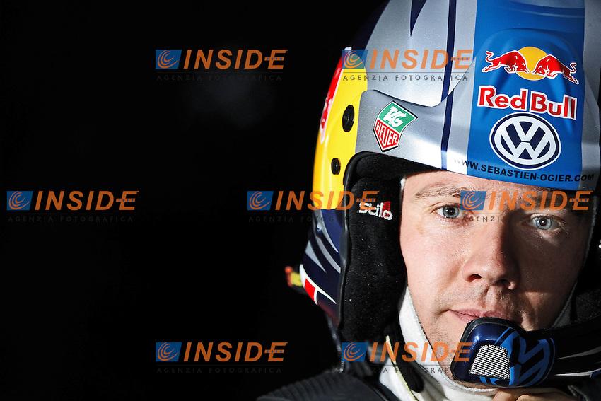 Sebastien Ogier / Julien Ingrassia - Skoda Fabia s2000 .18/10/2012 Rally di Sardegna.Foto Lavadinho / Panoramic / Insidefoto .ITALY ONLY
