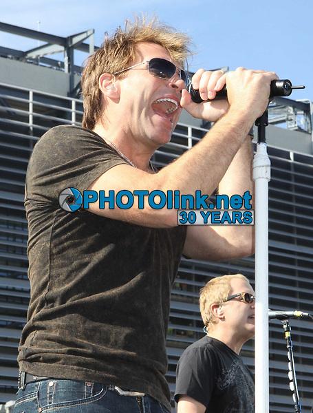 Bon Jovi, 2009, Photo By John Barrett/PHOTOlink