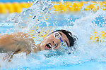 Naito Ehara (JPN), <br /> AUGUST 19, 2018 - Swimming : <br /> Men's 200m Freestyle Heat <br /> at Gelora Bung Karno Aquatic Center <br /> during the 2018 Jakarta Palembang Asian Games <br /> in Jakarta, Indonesia. <br /> (Photo by Naoki Nishimura/AFLO SPORT)