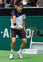 12-02-14, Netherlands,Rotterdam,Ahoy, ABNAMROWTT, Tommy Haas(GER)<br /> Photo:Tennisimages/Henk Koster
