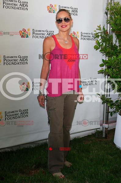"Sharon Stone attending the 23rd Annual ""A Time for Heroes"" Celebrity Picnic Benefitting the Elizabeth Glaser Pediatric AIDS Foundation. Los Angeles, California on 3.6.2012..Credit: Martin Smith/face to face /MediaPunch Inc. ***FOR USA ONLY***"