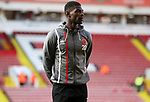Amadou Bakayoko of Walsall during the Carabao Cup round One match at Bramall Lane Stadium, Sheffield. Picture date 9th August 2017. Picture credit should read: Jamie Tyerman/Sportimage