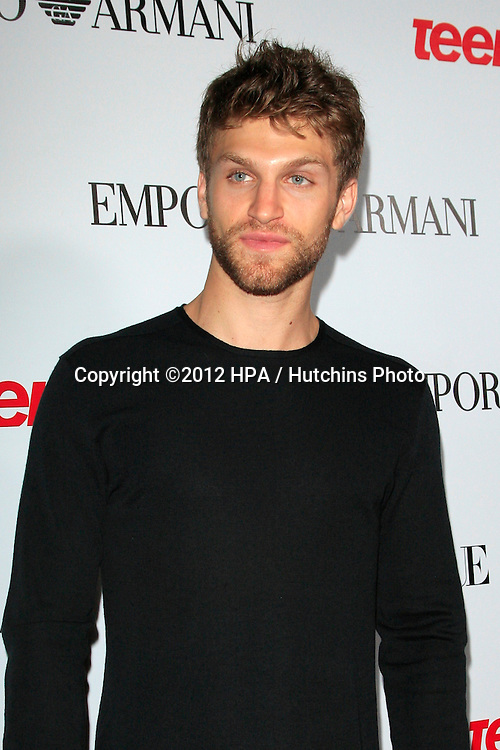 LOS ANGELES - SEP 27:  Keegan Allen at the Teen Vogue's 10th Annual Young Hollywood Party at Private Location on September 27, 2012 in Beverly Hills, CA