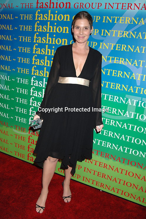 Aerin Lauder..at The Fashion Group International 's Night of Stars Gala ..on October 26, 2006 at Cipriani 42nd Street. ..Robin Platzer, Twin Images
