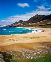 Spanien, Kanarische Inseln, Fuerteventura, Playa de Barlovento de Jandia und Playa de Cofete   Spain, Canary Island, Fuerteventura, Playa de Barlovento de Jandia and Playa de Cofete