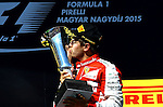 HUN, F1, Grosser Preis von Ungarn, Hungaroring 2015