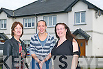 Respond Housing : Pictured at the opening of the Respond Housing opening  at Glean Na Mara, Marconi Estate, Ballybunion on Friday last were Patricia Pienaar, Respond Community worker and residents Katie O'Connell & Breda Behan.